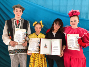 """Поздравляем коллектив театра """"РеПлика"""" с заслуженными наградами!"""