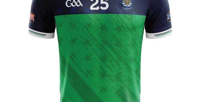 NYPD GAA 2019 Jersey Adult