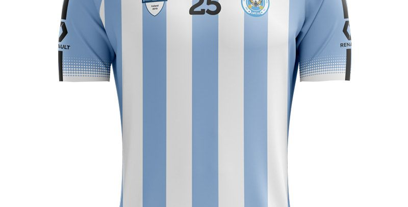 Argentina GAA 2019 Jersey Adult