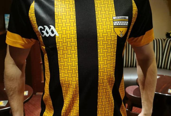 Kilkenny GAA Replica Jersey Adult