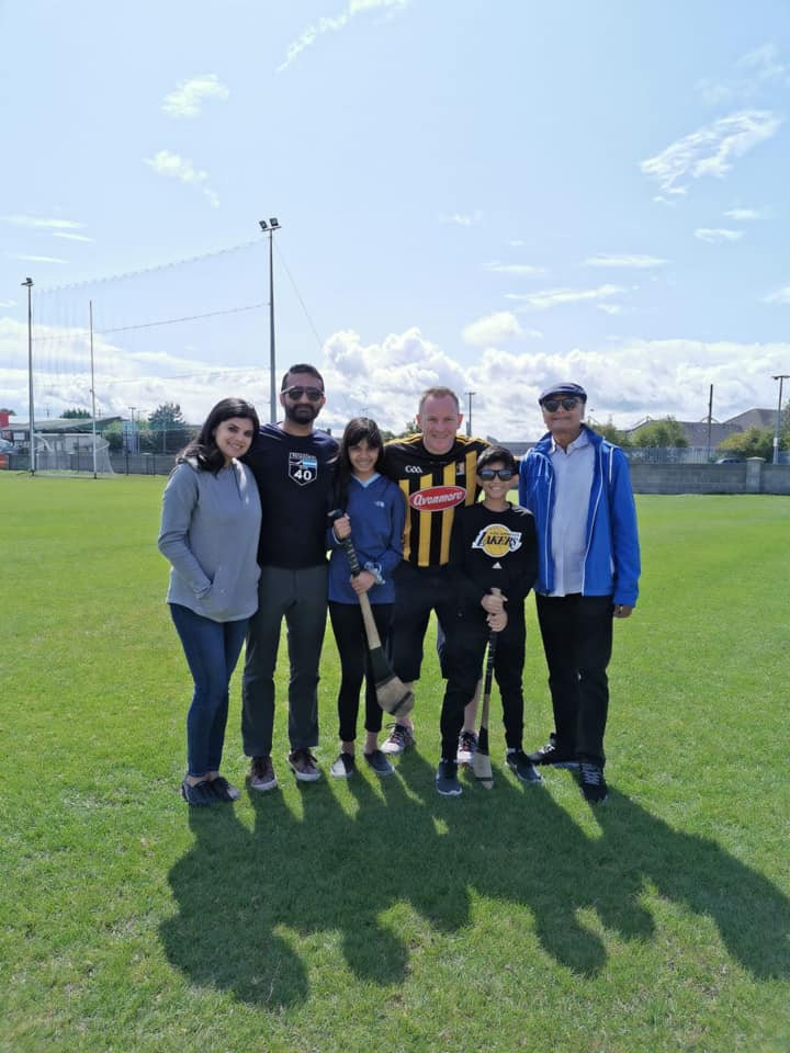 Private Family Hurling Tour Experience