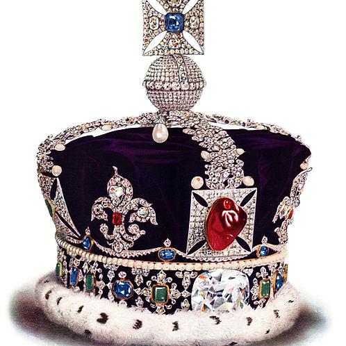 1 Crown Jewel Raffle Ticket