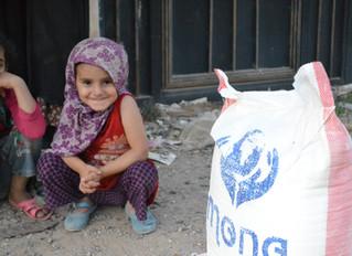 منظمة منى للاغاثة تواصل مشروع السلة الرمضانية في صنعاء لليوم التاسع على التوالي