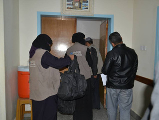 Monareliefye.org delivers aid to cancer patients