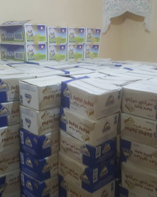 18000 students at public schools will be received daily meals from Mona Relief