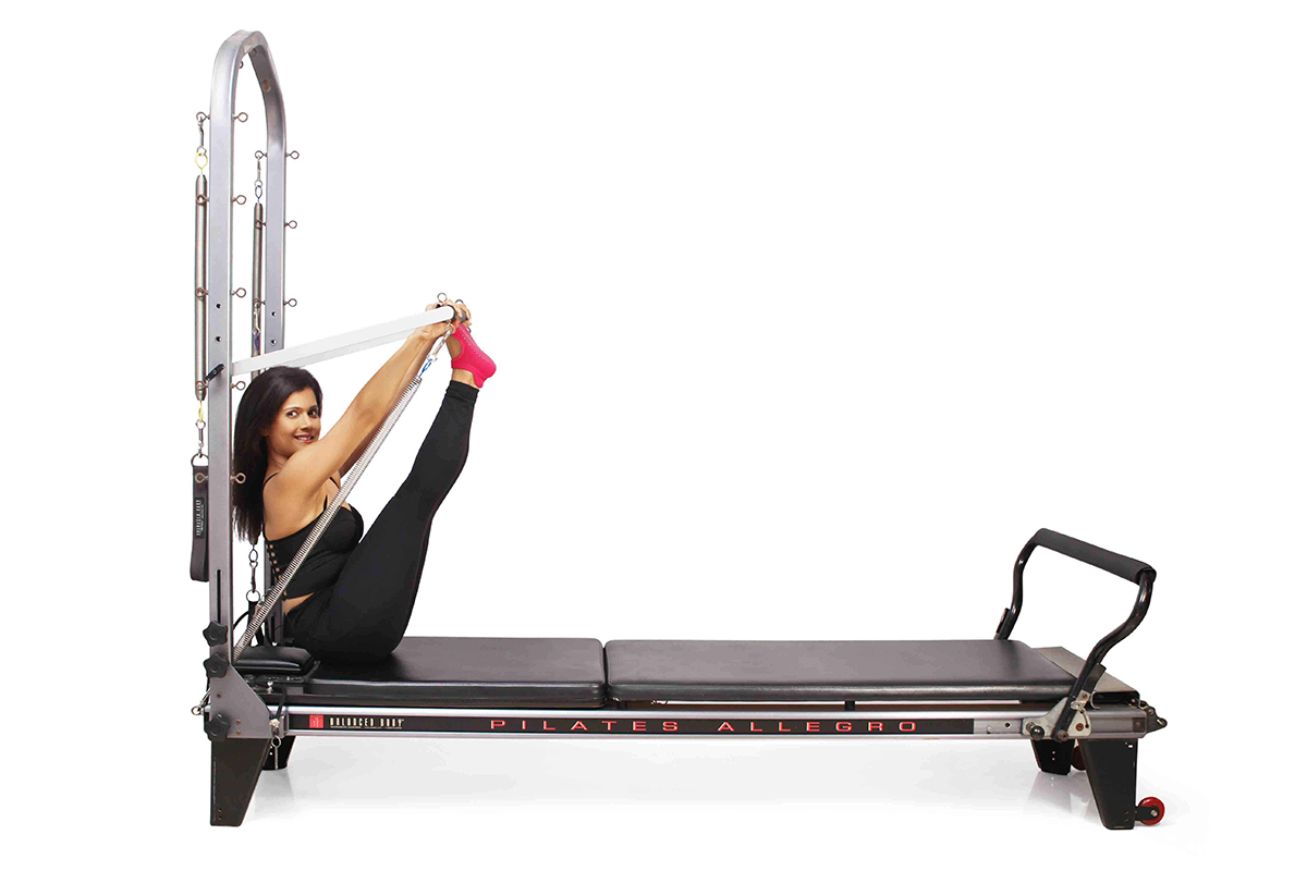 Sheetal Shah Reformer Pilates