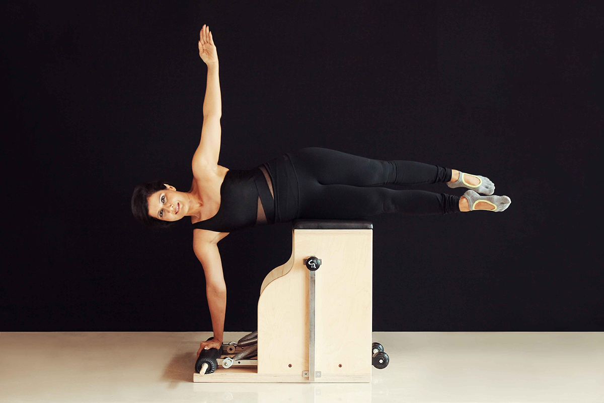 Sheetal Shah Core Pilates Chair