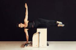 Sheetal Shah Core Pilates Chair