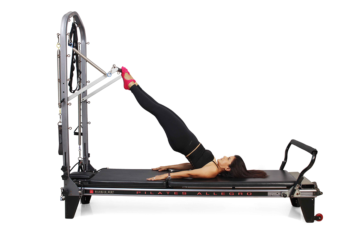 Sheetal Shah Core Pilates
