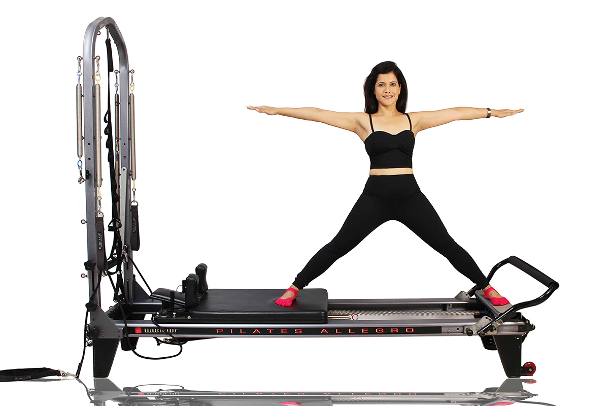 Sheetal Shah Pilates Studio Mumbai