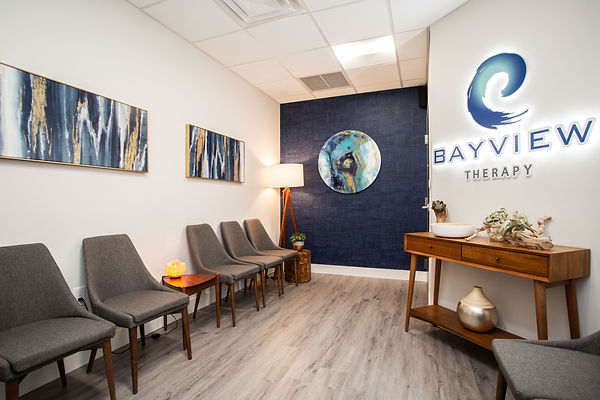 Coral Reef Counseling office