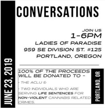 CONVERSATIONS Hosted By Ladies Of Paradise