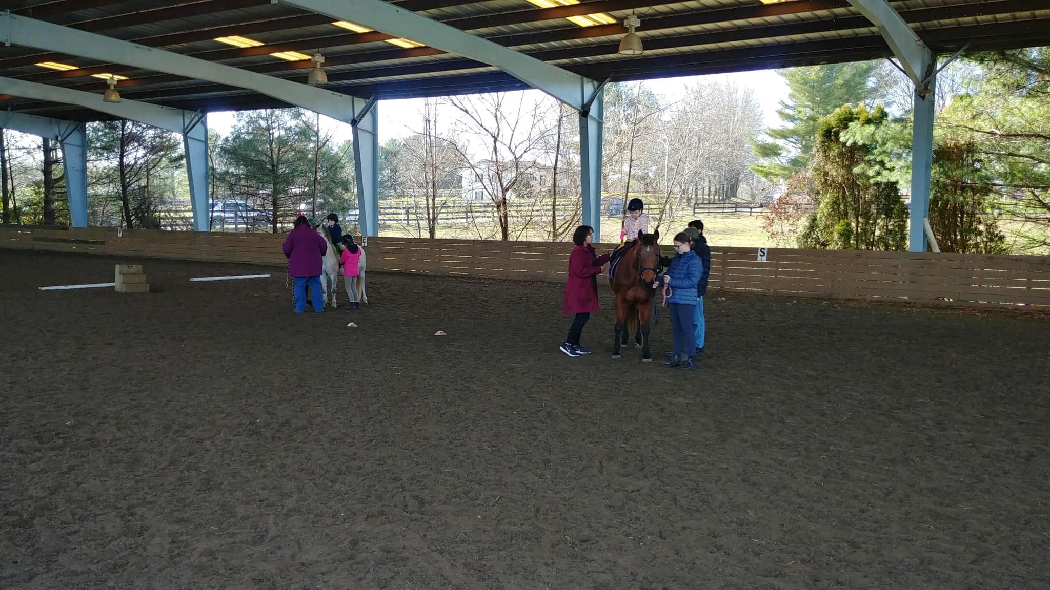 Preschool tack up Show 2019