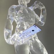 DAVID SERIES: DAVID #2 [Selfie]  [DETAIL]
