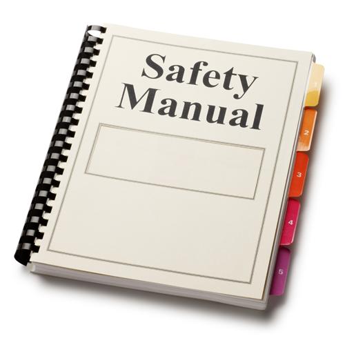 Safety manual reviews
