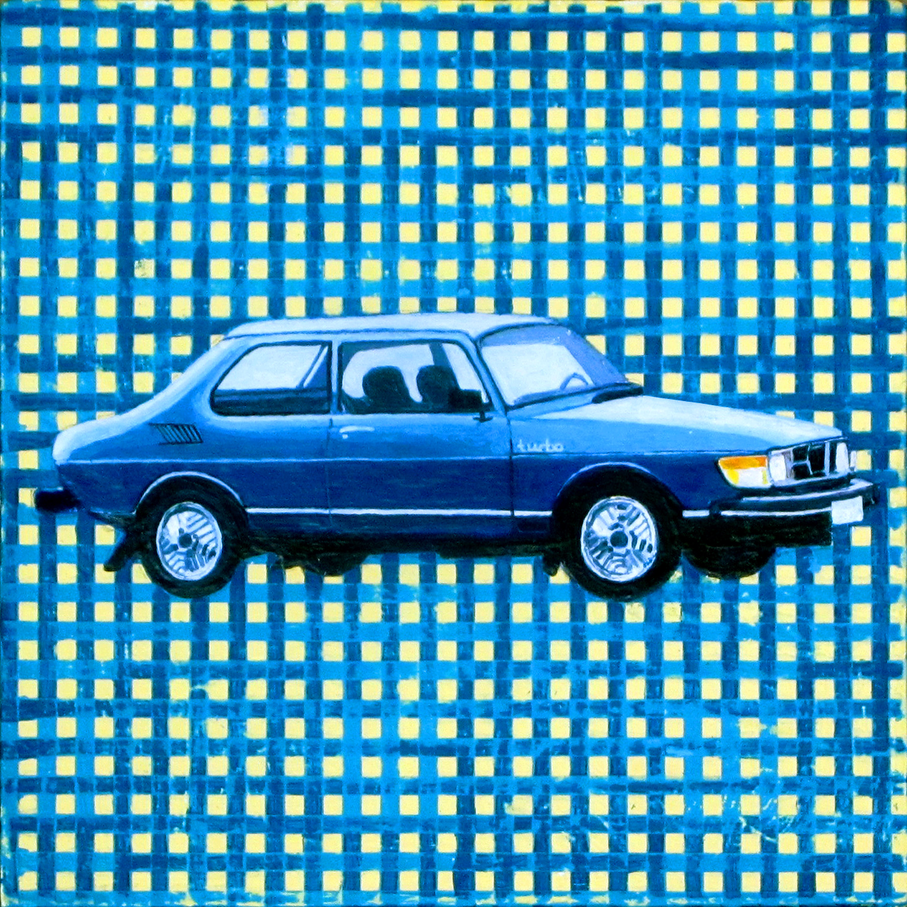 Spirit of Saab '76 (Blue)