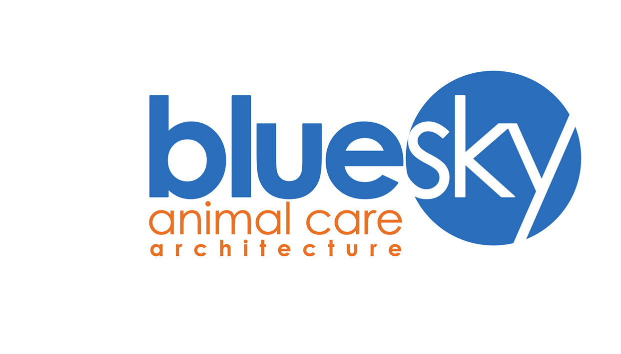 BlueSky Business Card Front