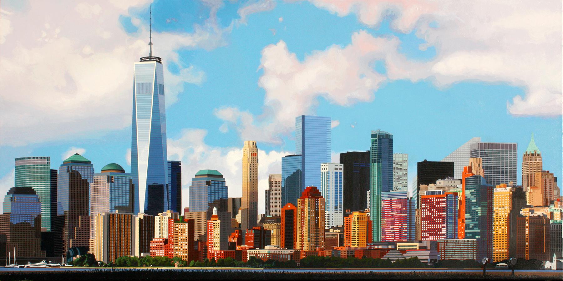 Manhattan Vision