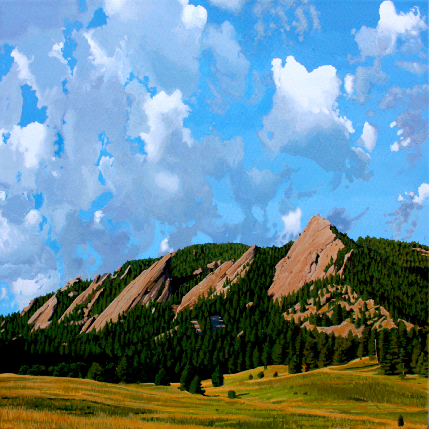 Flatiron Clouds