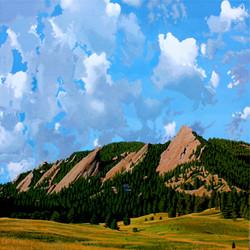 Flatiron Clouds