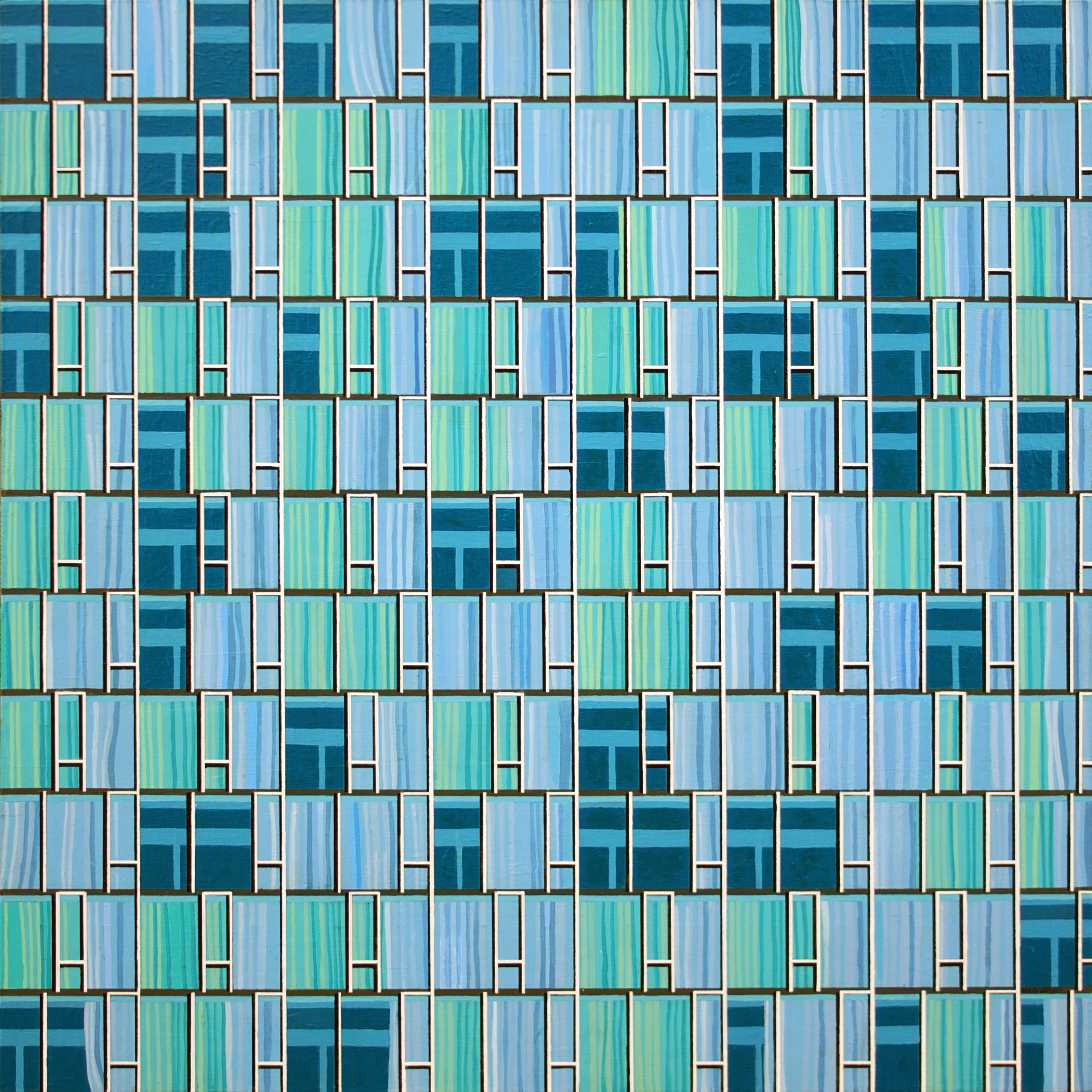 Manhattan Patterns