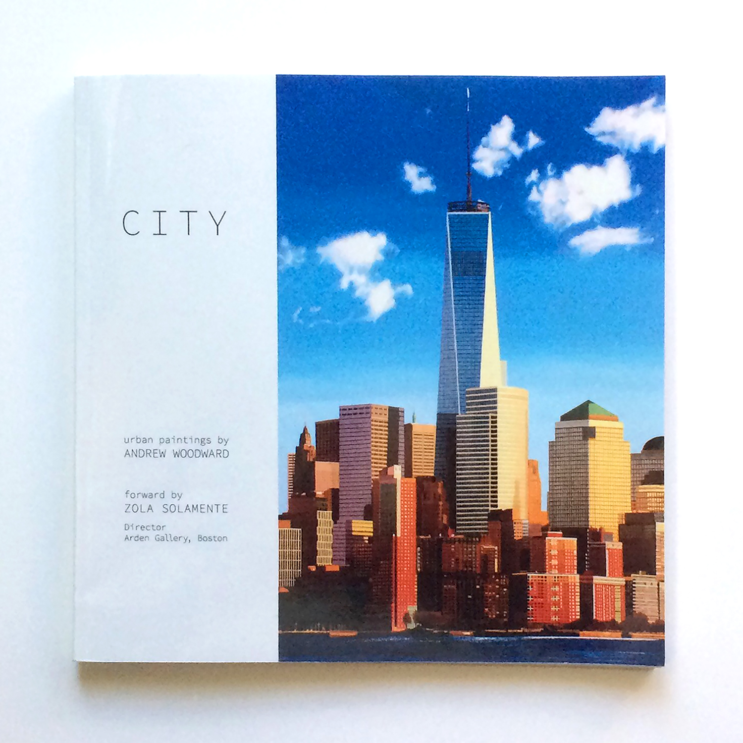 COVER CITY BOOK