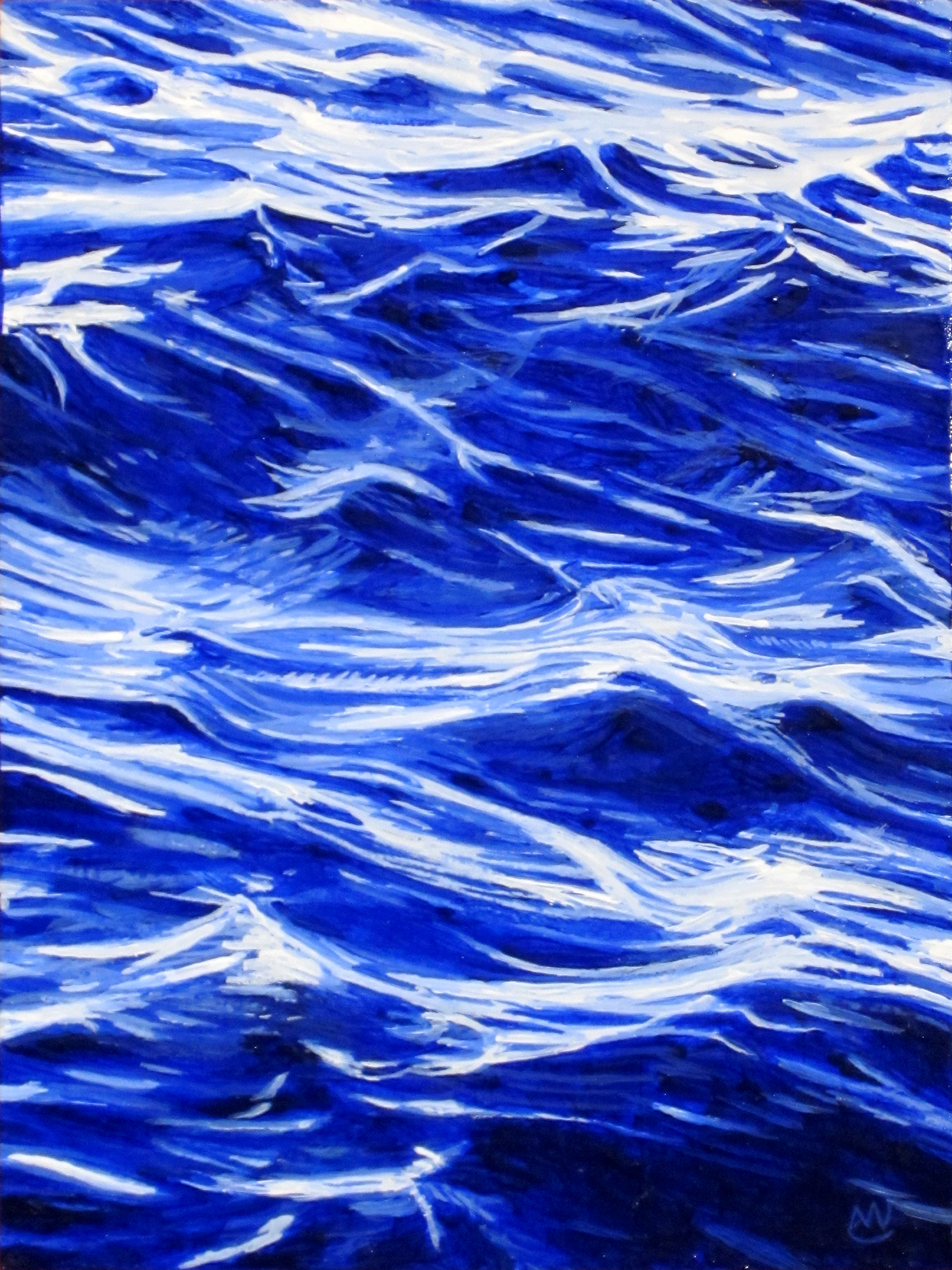 Ultramarine Water