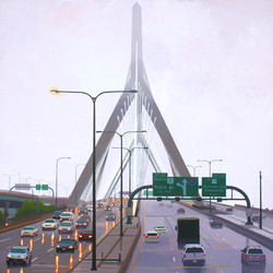 Zakim Morning Rain