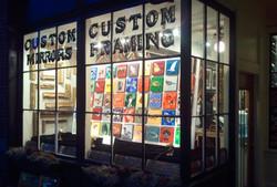 Boston Art Facade