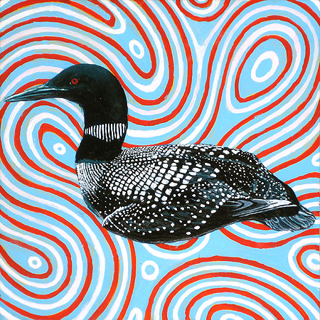 Minnesota Common Loon