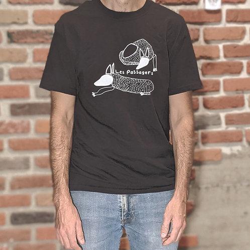 T-shirt Les Passagers