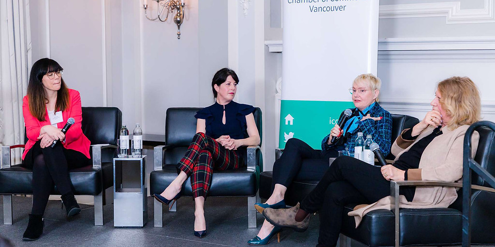 Women Leading Change: 2nd Annual Discussion Panel