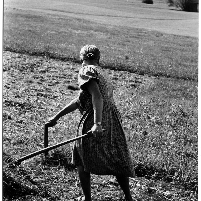 Photographer Hans Saebens (1895-1969). Aberystwyth University, School of Art Gallery and Museum.
