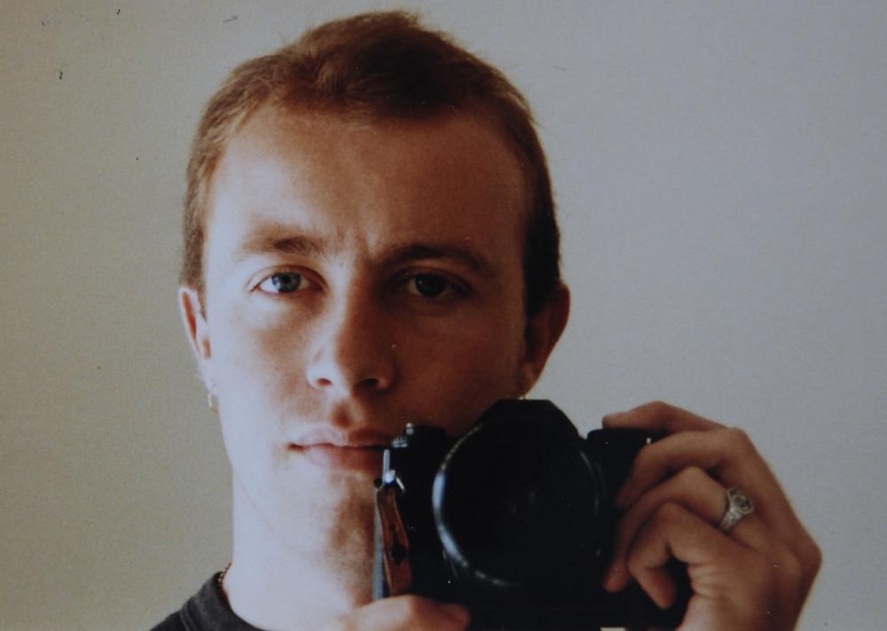 attempting a self-portrait, 1996