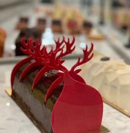 Buche Noel 2020 Chcolate