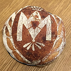 Maison Alyzee Whole Wheat Bread