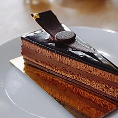 Signature Chocolate Tart