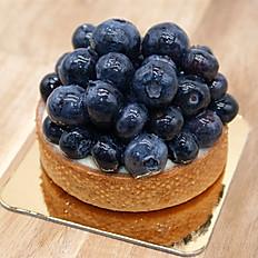 Blueberries Tart