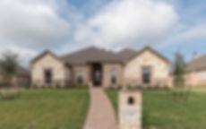 Custom Home in Chapel Ridge Waco