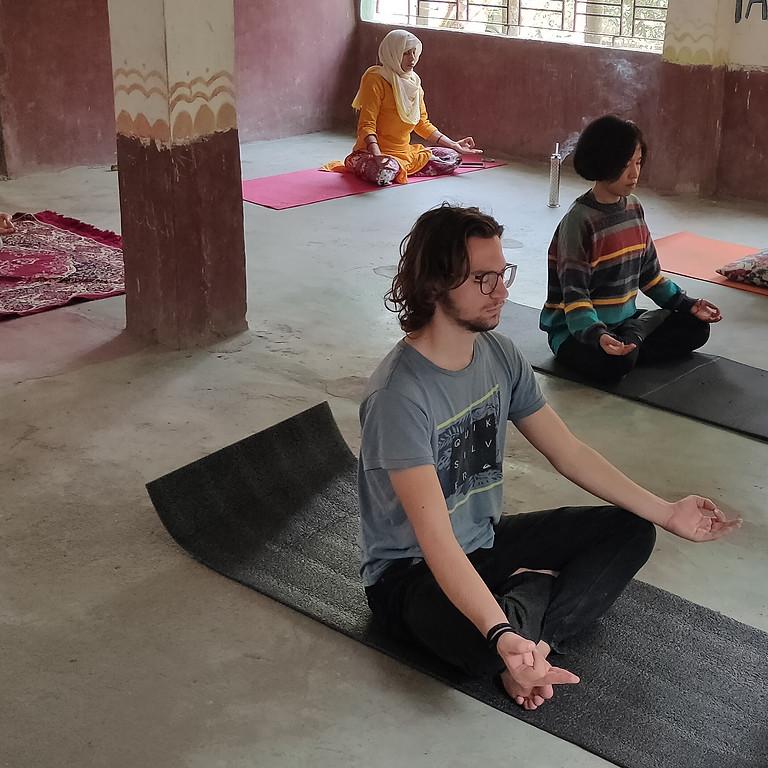Yoga Workshop & Community Service