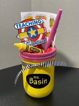 Custom Teacher Gifts