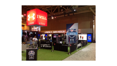 Under Armour - The NFL Experience