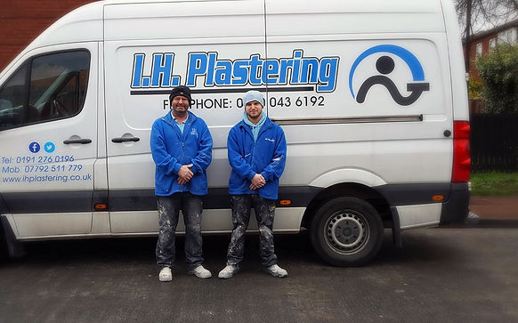 I H Plastering & Rendering Newcastle &  the North East