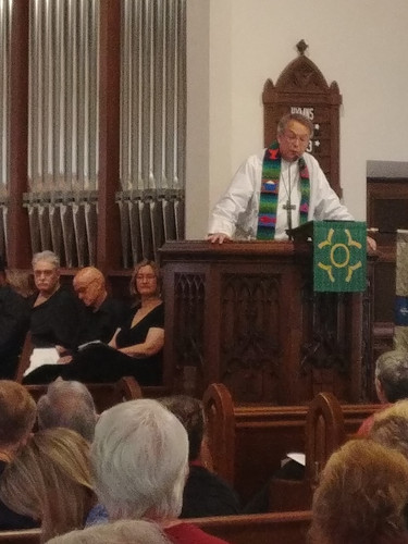 Sermon for Jazz Mass