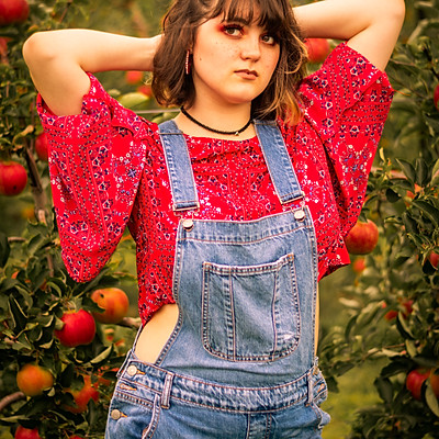 Miss Lawrence-Apple Orchard Minis
