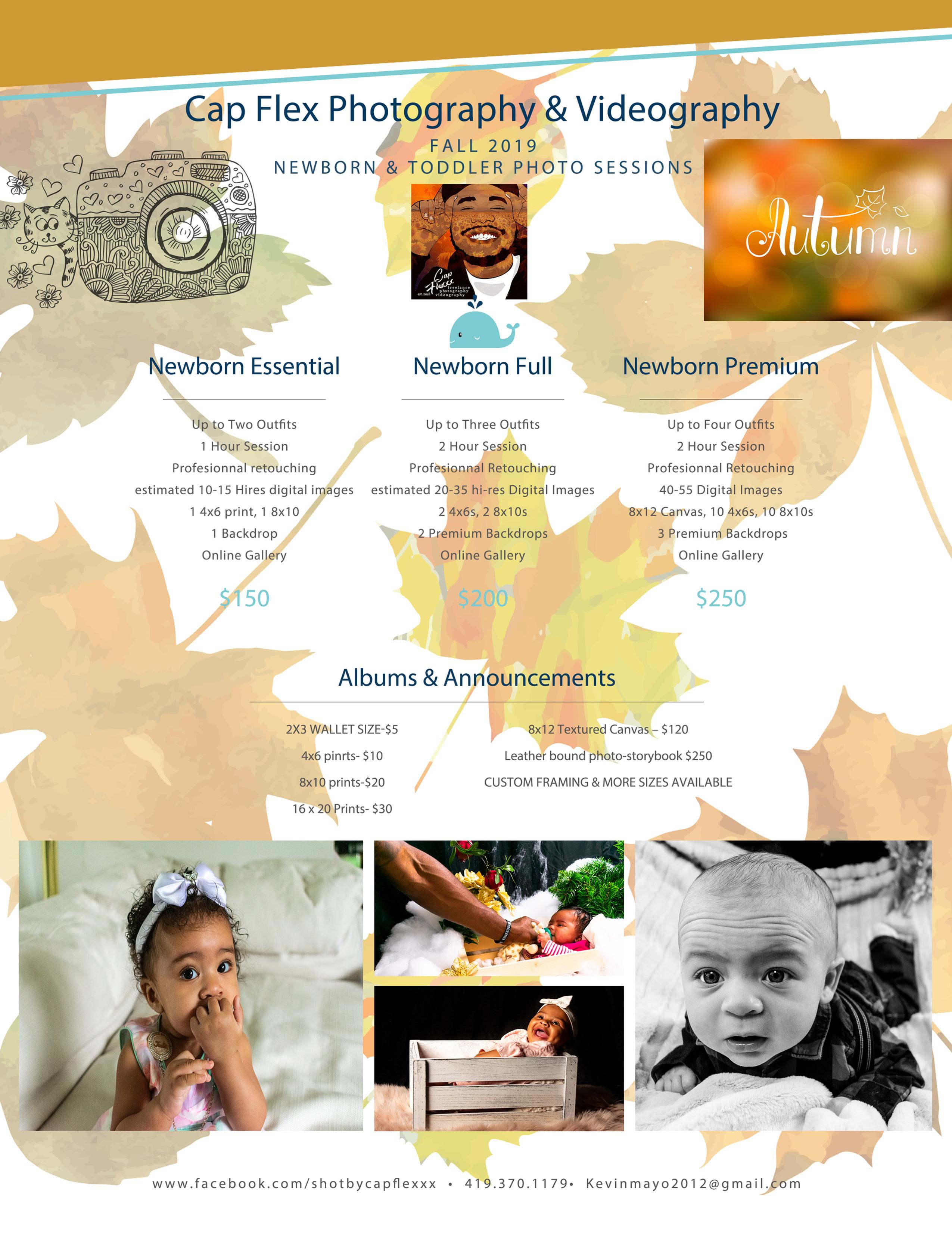 Newborn & Toddler Photography