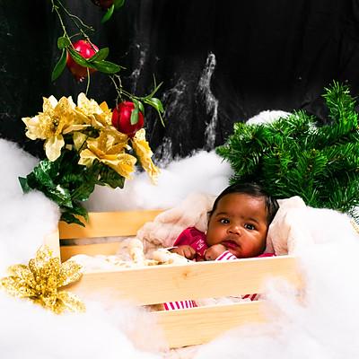 How Zaya Skye stole Christmas