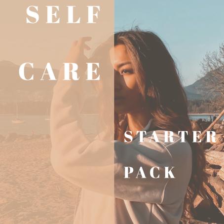 SELF-CARE STARTER PACK