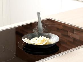 Kochen mit geschmiedeter Bratpfanne?