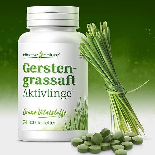 Gerstengrassaft - Tablette
